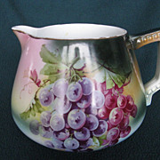 "USONA ""Goodwin"" Pottery Lemonade Jug"