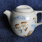 Porcelier Flight 6-cup Teapot