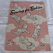The Spool Cotton Company Sewing for Babies