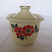 Hall China Limited Edition Condiment Jar (1993)