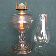 Fantasia Style Oil Lamp