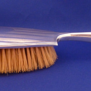 Birks sterling silver hand brush from vanity set- VINTAGE