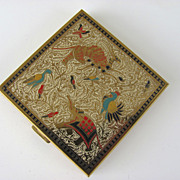 Vintage Volupt� Compact Exotic Persian Design