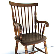 Stick Back Windsor Chair