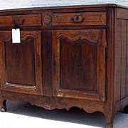 French Provincial Two Door Buffet