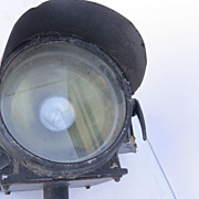 Railroad Train Engine Light #326
