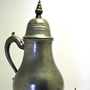 Pewter Hot Water Urn