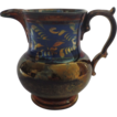English Copper Luster Creamer