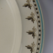Set of Wedgwood Creamware Plates c 1800