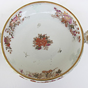 Japanese Export Low Serving Bowl