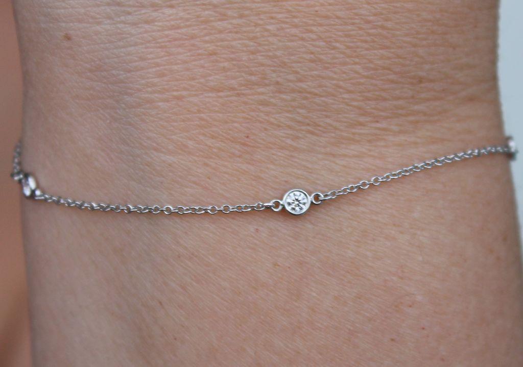 Platinum diamond tiffany co diamonds by the yard for Diamonds by the yard ring