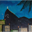 A Set Of Brazilian Canvas By Local Artist Signed.