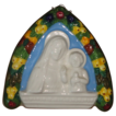 Della Robbia Madonna and the Child Ceramic Wall  Plaque 106/220