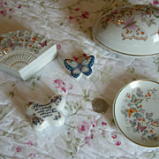 Vintage Avon Trinket Box Collection