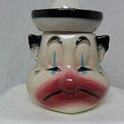 Clown Onion Condiment Jar-Anthropomorphic