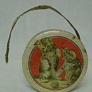 Vintage Kittens  Miniature Tape Measure