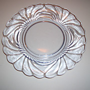 SALE Cambridge Caprice Moonlight Salad Plate