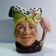 "Royal Doulton Toby Jug ""Ugly Duchess"" D6599 1964"