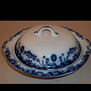 Stoke on Trent Savoy Ironstone Tureen or Casserole with Lid.