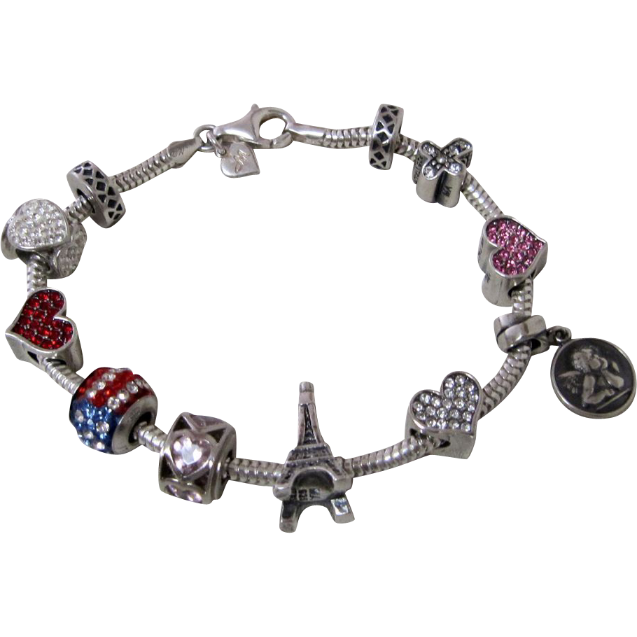 jewelers charmed bracelet charms quotes