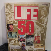 Special Anniversary Issue of Life Magazine