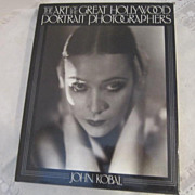 Vintage The Art of the Great Hollywood Portrait Photographers