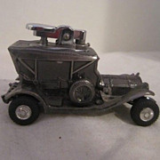 Vintage 1909 Thomas Flyabout Automobile Cigarette Lighter by Keiwa