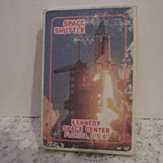 Vintage Playing Cards from Kennedy Space Center