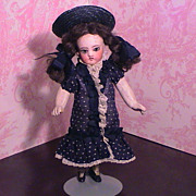 Darling French Antique Girl 8""