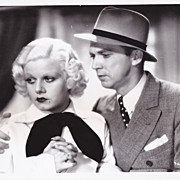 "Jean Harlow Original Vintage 1930s Movie Still (I think this is ""Reckless"")"
