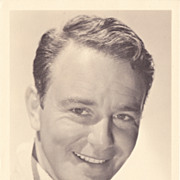 Lew Ayres Authentic Vintage 1930s Signed Autograph Photo - Dr. Kildare