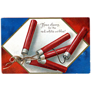 Fourth of July Post Card