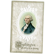 Washington The Father of his Country Postcard
