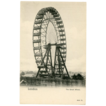 Real Postcard The Great Wheel Ferris Wheel London