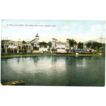 Lakeside Amusement Park Denver, Co. Real Photo Post Card