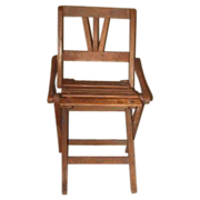 SALE Doll Folding Chair BREVETTATA