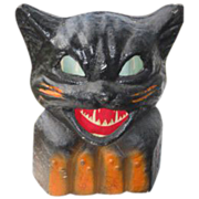 Halloween Black Cat  Lantern
