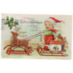 "Duck Sled &Rocking Reindeer & Dolls ""Draytonesk"""