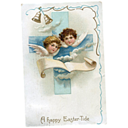 A happy Easter-Tide Angels