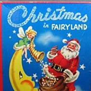 Christmas in Fairyland Boxed Book