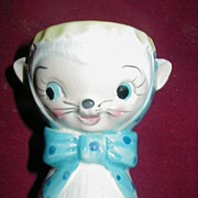 Royal Sealy Miss Priss Kitty Egg Cup