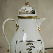 18th Century German Coffee Pot