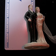 REDUCED Wedding Cake Topper