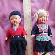 REDUCED Rozetta holland dolls 10 inc.