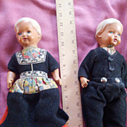 REDUCED Rozetta holland dolls 12 inc