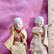 REDUCED Oriental dancing dolls small