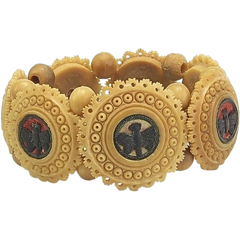 Vegetable ivory jewelry for sale