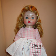 Adorable Edith the Lonely Doll Rothschild Doll Co