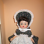REDUCED Adorable Molly doll, Rothschild Doll Co MIB