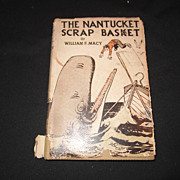 1930 The Nantucket Scrap Basket with Tony Sarg jacket, William F. Macy